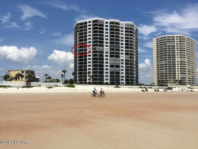 2555 S Atlantic Avenue #1206, Daytona Beach Shores, FL 32118 (MLS #1089801) :: Momentum Realty