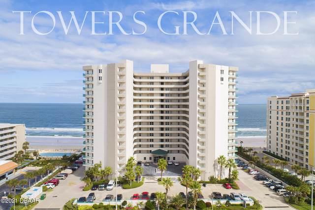 2055 S Atlantic Avenue #1402, Daytona Beach Shores, FL 32118 (MLS #1089808) :: Momentum Realty