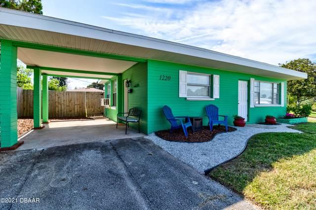 1220 Riverbreeze Boulevard, Ormond Beach, FL 32176 (MLS #1089833) :: Momentum Realty