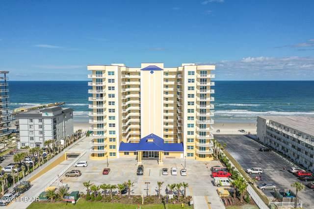 3721 S Atlantic Avenue #1207, Daytona Beach Shores, FL 32118 (MLS #1089837) :: Cook Group Luxury Real Estate
