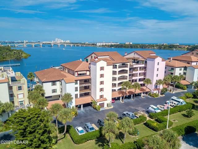 612 Marina Point Drive #6120, Daytona Beach, FL 32114 (MLS #1089839) :: The DJ & Lindsey Team