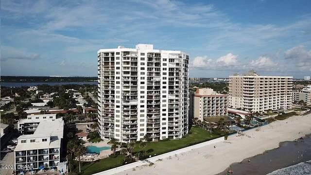 2425 S Atlantic Avenue #702, Daytona Beach Shores, FL 32118 (MLS #1089855) :: Cook Group Luxury Real Estate