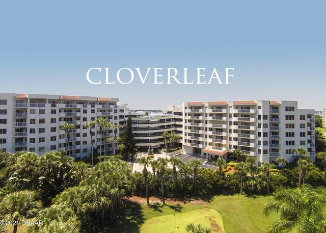 3 Oceans West Boulevard 1C6, Daytona Beach Shores, FL 32118 (MLS #1089928) :: Cook Group Luxury Real Estate