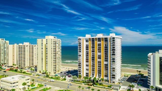 3003 S Atlantic Avenue 3C6, Daytona Beach Shores, FL 32118 (MLS #1089934) :: Cook Group Luxury Real Estate