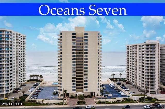 2947 S Atlantic Avenue #603, Daytona Beach Shores, FL 32118 (MLS #1089936) :: Cook Group Luxury Real Estate