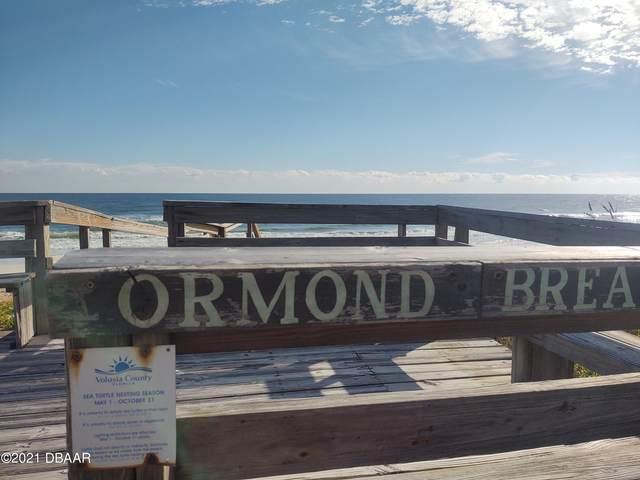 2100 Ocean Shore Boulevard #119, Ormond Beach, FL 32176 (MLS #1089963) :: Cook Group Luxury Real Estate