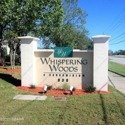 830 Airport Road #406, Port Orange, FL 32128 (MLS #1089980) :: Cook Group Luxury Real Estate