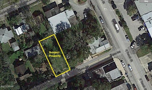 0 Pierce Avenue, Daytona Beach, FL 32114 (MLS #1025864) :: Memory Hopkins Real Estate
