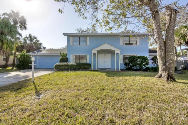 22 Sandcastle Drive, Ormond Beach, FL 32176 (MLS #1035943) :: Memory Hopkins Real Estate