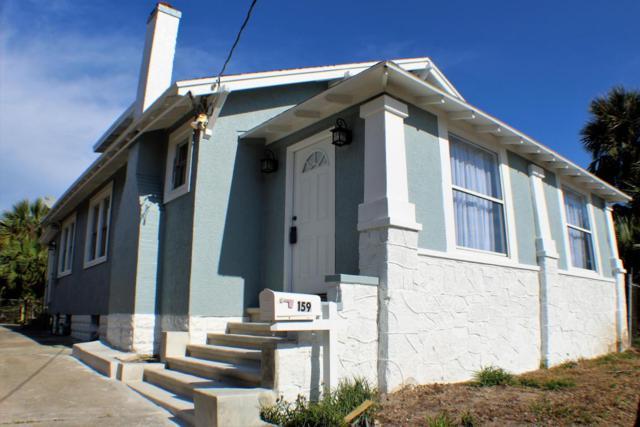159 S Peninsula Drive, Daytona Beach, FL 32118 (MLS #1040322) :: Beechler Realty Group