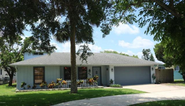 43 Cunningham, New Smyrna Beach, FL 32168 (MLS #1041571) :: Beechler Realty Group