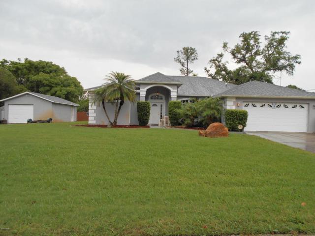 124 N Cory Drive, Edgewater, FL 32141 (MLS #1041701) :: Beechler Realty Group