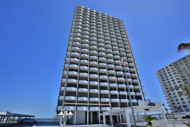 2828 N Atlantic Avenue #1605, Daytona Beach, FL 32118 (MLS #1042040) :: Beechler Realty Group
