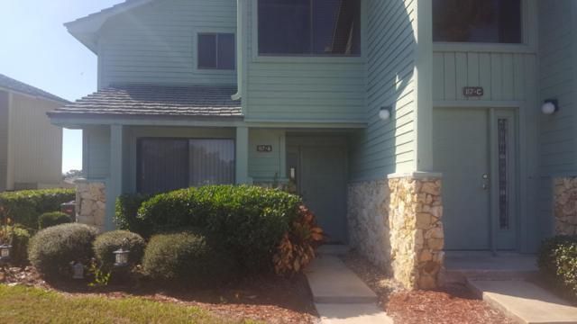 117 Blue Heron Drive A, Daytona Beach, FL 32119 (MLS #1044002) :: Beechler Realty Group