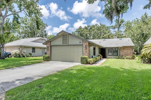 904 N Lakewood Terrace, Port Orange, FL 32127 (MLS #1044284) :: Beechler Realty Group