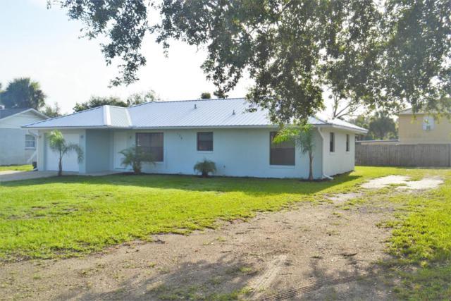 129 S Gaines Street, Oak Hill, FL 32759 (MLS #1046117) :: Beechler Realty Group