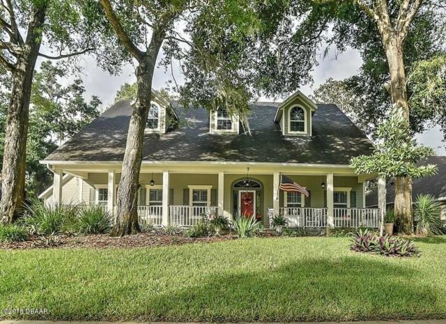 7 Hickory Lane, Flagler Beach, FL 32136 (MLS #1048941) :: Memory Hopkins Real Estate