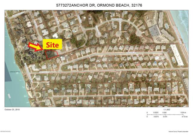 0 Anchor Drive, Ormond Beach, FL 32176 (MLS #1049049) :: Cook Group Luxury Real Estate