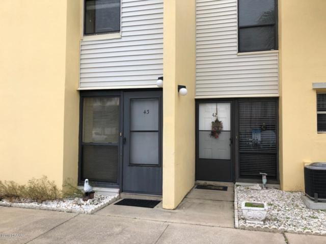 5500 Ocean Shore Boulevard #43, Ormond Beach, FL 32176 (MLS #1050267) :: Florida Life Real Estate Group
