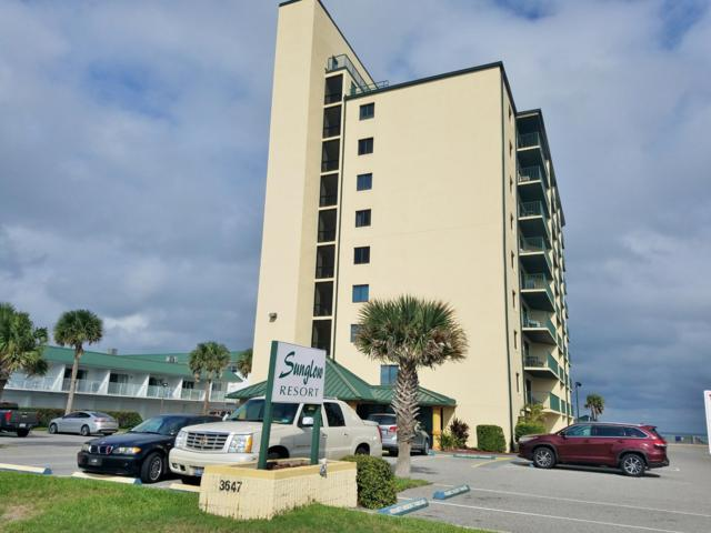 3647 S Atlantic Avenue #806, Daytona Beach Shores, FL 32118 (MLS #1050287) :: Memory Hopkins Real Estate