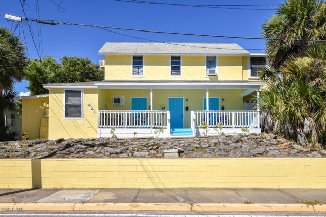 421 N Peninsula Drive, Daytona Beach, FL 32118 (MLS #1053440) :: Florida Life Real Estate Group