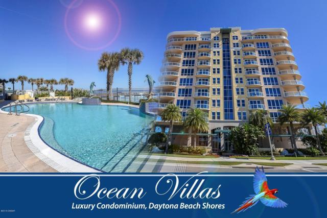 3703 S Atlantic Avenue #603, Daytona Beach Shores, FL 32118 (MLS #1053948) :: Cook Group Luxury Real Estate