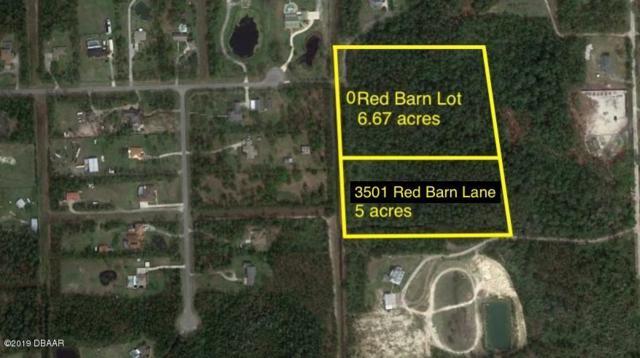 0 Red Barn Lane, Ormond Beach, FL 32174 (MLS #1054450) :: Memory Hopkins Real Estate