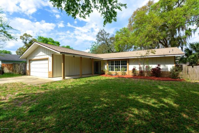 945 Willow Run, Ormond Beach, FL 32174 (MLS #1054652) :: Memory Hopkins Real Estate