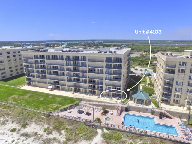 4555 S Atlantic Avenue #4103, Ponce Inlet, FL 32127 (MLS #1056380) :: Cook Group Luxury Real Estate