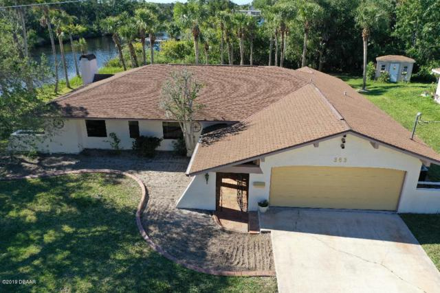 363 Putnam Avenue, Ormond Beach, FL 32174 (MLS #1056553) :: Cook Group Luxury Real Estate