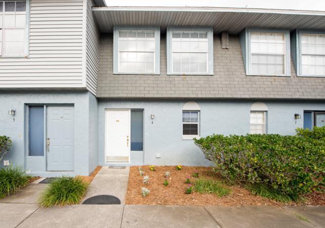 175 Yorktowne Drive #4, Daytona Beach, FL 32119 (MLS #1056571) :: Cook Group Luxury Real Estate