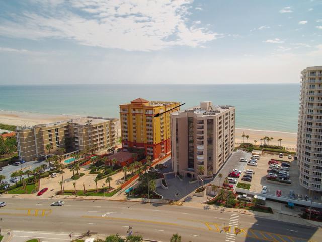 2901 S Atlantic Avenue Ph103, Daytona Beach Shores, FL 32118 (MLS #1059736) :: Memory Hopkins Real Estate