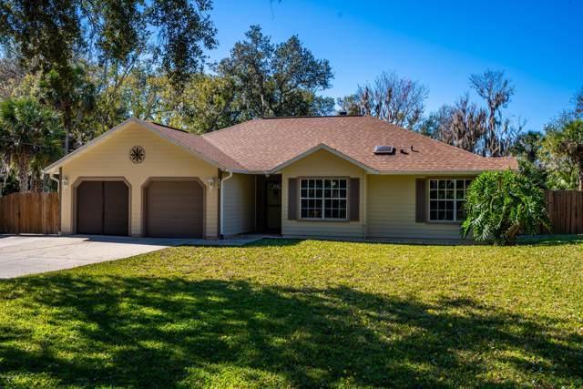 894 Bolton Road, New Smyrna Beach, FL 32168 (MLS #1062026) :: Memory Hopkins Real Estate