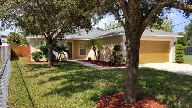 307 Wellman Street, Port Orange, FL 32127 (MLS #1062574) :: Florida Life Real Estate Group