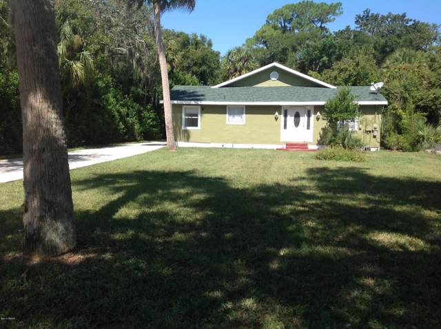 530 Fremont Avenue, Daytona Beach, FL 32114 (MLS #1062871) :: Florida Life Real Estate Group