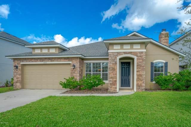 6905 Vintage Lane, Port Orange, FL 32128 (MLS #1064185) :: Florida Life Real Estate Group