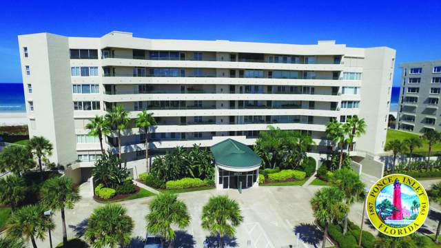 4621 S Atlantic Avenue #7307, Ponce Inlet, FL 32127 (MLS #1064193) :: Cook Group Luxury Real Estate