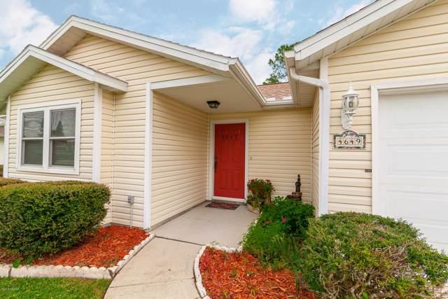 4649 Secret River Trail, Port Orange, FL 32129 (MLS #1064589) :: Florida Life Real Estate Group