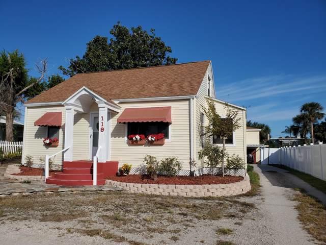 119 Harrison Road, Daytona Beach, FL 32118 (MLS #1064912) :: Florida Life Real Estate Group