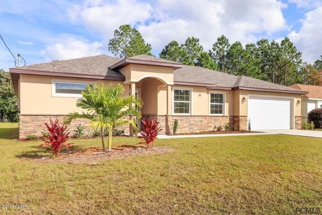 53 Felwood Lane, Palm Coast, FL 32137 (MLS #1064920) :: Florida Life Real Estate Group