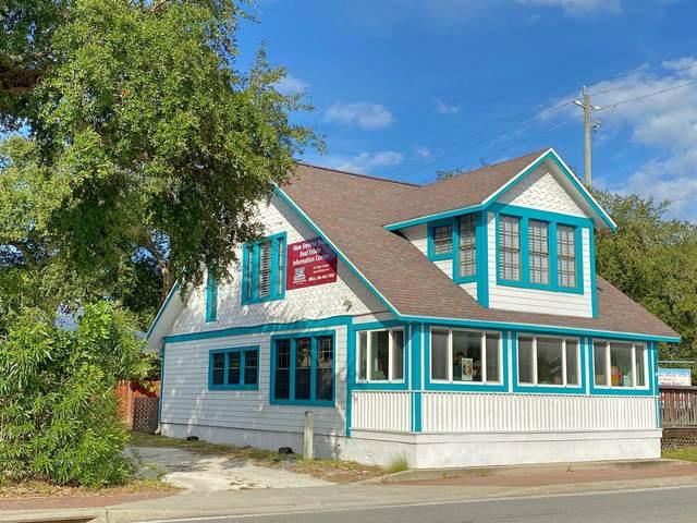 120 Flagler Avenue, New Smyrna Beach, FL 32169 (MLS #1065346) :: Cook Group Luxury Real Estate
