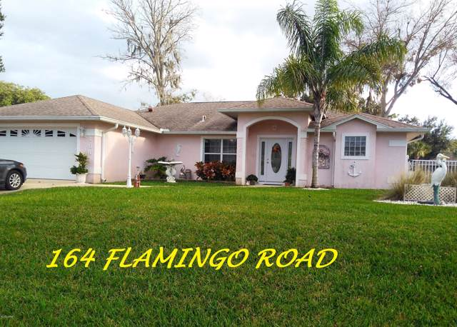 164 Flamingo Road, Edgewater, FL 32141 (MLS #1066464) :: Memory Hopkins Real Estate
