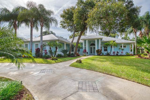 46 Emerald Oaks Lane, Ormond Beach, FL 32174 (MLS #1067240) :: Memory Hopkins Real Estate