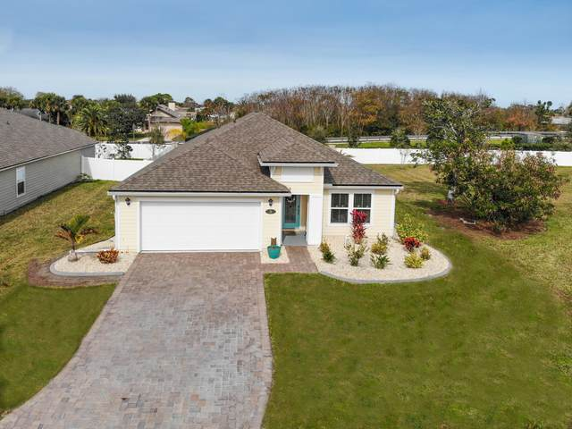 16 Waterfront Cove, Palm Coast, FL 32137 (MLS #1067454) :: Florida Life Real Estate Group