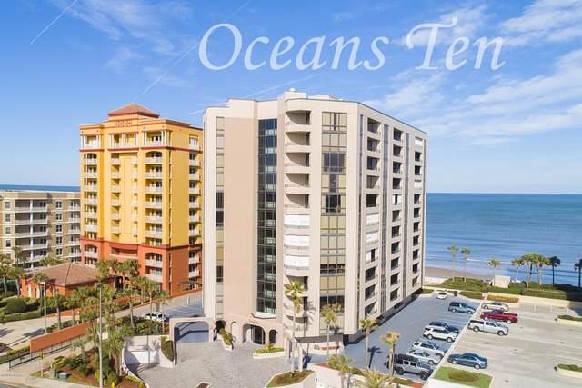 2917 S Atlantic Avenue #503, Daytona Beach Shores, FL 32118 (MLS #1067597) :: Florida Life Real Estate Group