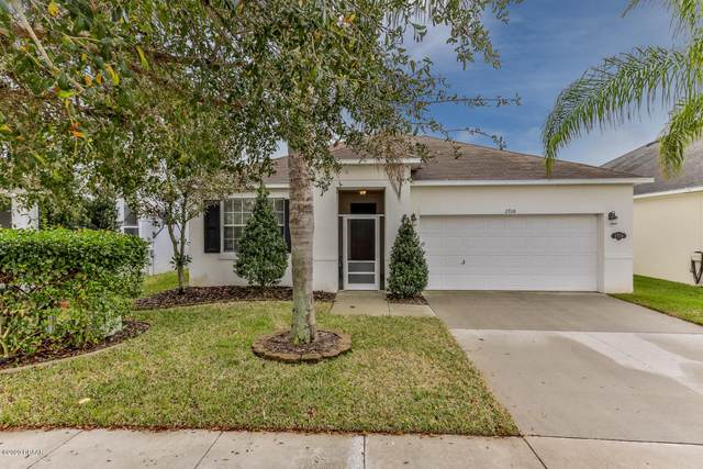 2708 Atlantis Drive, New Smyrna Beach, FL 32168 (MLS #1067633) :: Florida Life Real Estate Group