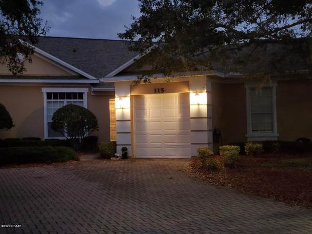 115 Bauer Circle, Daytona Beach, FL 32124 (MLS #1067941) :: Florida Life Real Estate Group