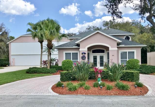 54 Taxiway Lindy Loop, Port Orange, FL 32128 (MLS #1069484) :: Cook Group Luxury Real Estate