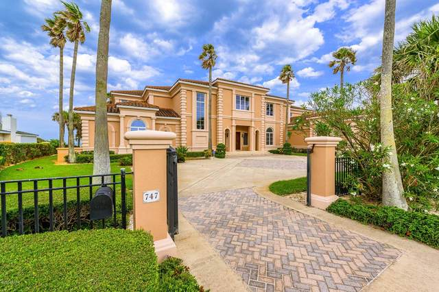 747 Ocean Shore Boulevard, Ormond Beach, FL 32176 (MLS #1070300) :: Florida Life Real Estate Group