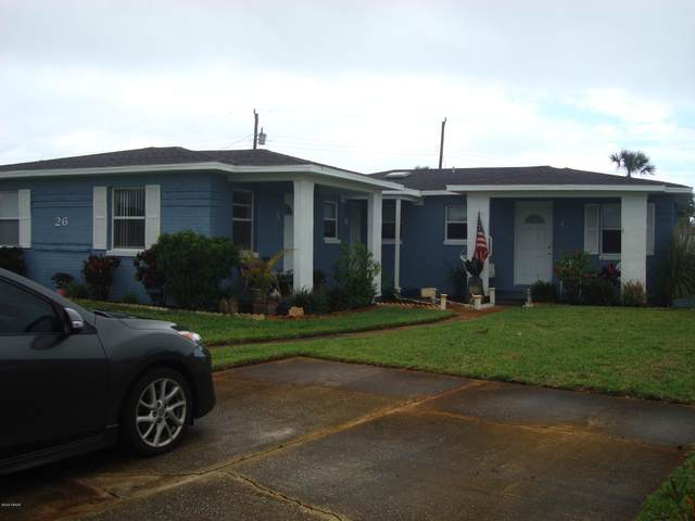 26 Cypress Circle, Ormond Beach, FL 32176 (MLS #1070468) :: Florida Life Real Estate Group